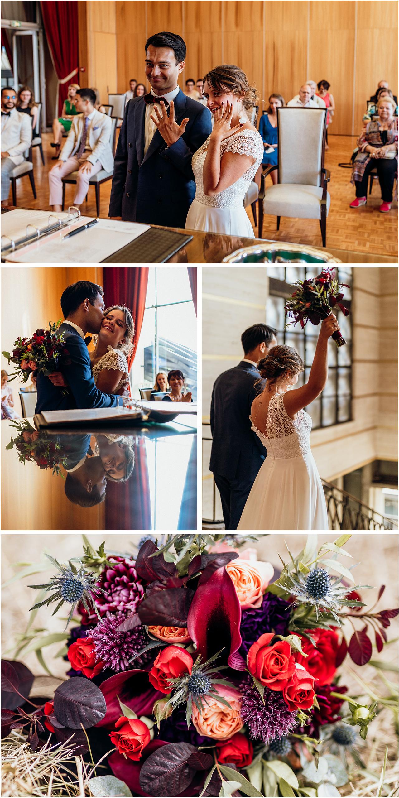 mairie du havre, cérémonie de mariage